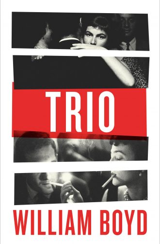 TRIO new san serif cover